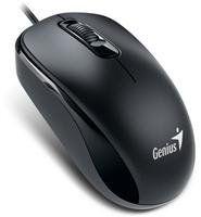 Myš Genius DX-110 / optická / 3 tlačítka / 1000dpi - černá