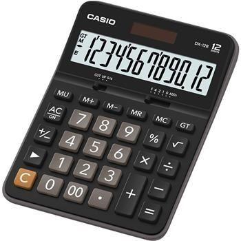 Casio kalkulačka DX 12 B