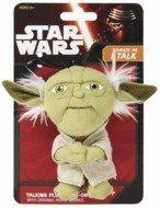 Star Wars VII: Mini mluvící plyšová hračka 10 cm