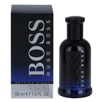 Hugo Boss Boss No. 6 Bottled Night toaletní voda pro muže 50 ml