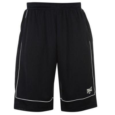 Everlast Basketball Shorts Mens, navy/white
