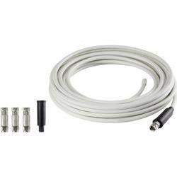 Koaxiální kabel s F konektory Renkforce SKB 88-54 Koax 40 m
