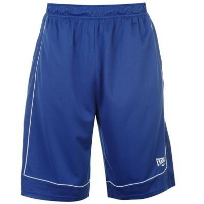 Everlast Basketball Shorts Mens, blue/white