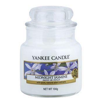 Yankee Candle Midnight Jasmine vonná svíčka 104 g Classic malá