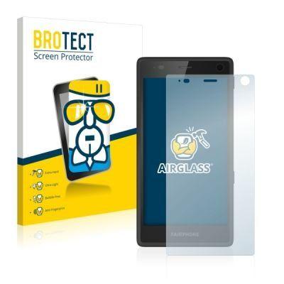 AirGlass Premium Glass Screen Protector Fairphone 2 (2015)