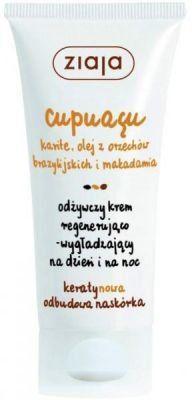 Ziaja Cupuacu regenerační vyhlazující vyživující pleťový krém na den a noc 50 ml