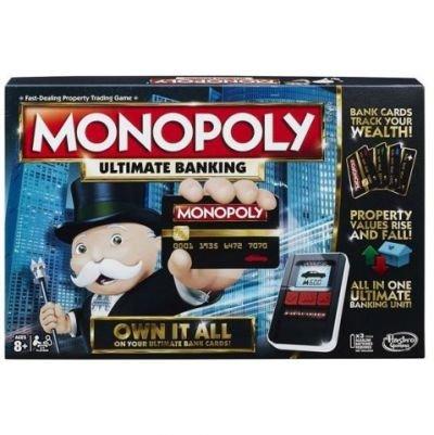 Hasbro | Monopoly ultimate banking CZ
