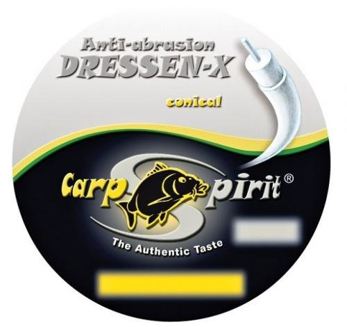 Carp Spirit Dressen X Anti-Abrasion Clear 100 m 0,60 mm, 22 kg