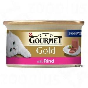 GOURMET GOLD 85g hovězí paštika