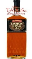 whisky Canadian Special Old 40% 0,7l Kanada