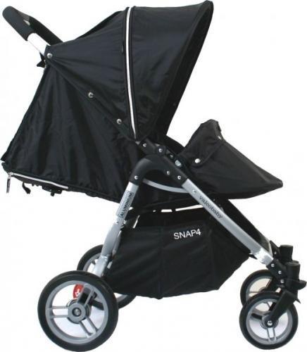 Valco Nánožník kojenecký pro Snap 3,4, černá
