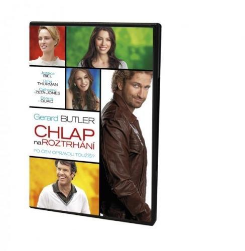 Chlap na roztrhání - DVD
