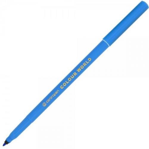 Popisovač 7550 vypratelný Ergo modrý