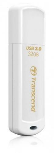 Transcend JetFlash 730 32GB bílý (TS32GJF730)