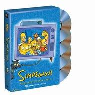 Simpsonovi: 4. série   - DVD