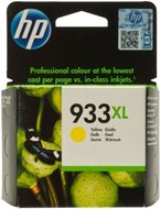 HP náplň č.933XL, žlutá (CN056AE)
