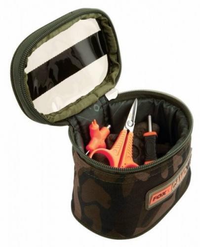 Fox Pouzdro Camolite Accessory Bag Small