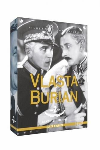 Vlasta Burian - kolekce 2 (7DVD)   - DVD