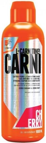 Extrifit Carni Liquid 120000 1l Cherry