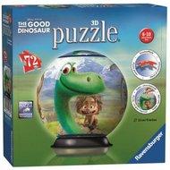 Ravensburger Disney Hodný Dinosaurus Puzzleball 72 dílků