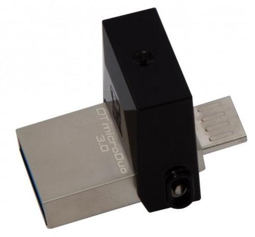 Kingston DataTraveler MicroDUO 3.0 64GB / USB 3.0 / MicroUSB OTG (DTDUO3/64GB)