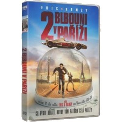 2 blbouni v Paříži   - DVD