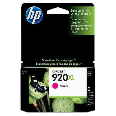 HP náplň č.920XL, purpurová (CD973AE)