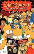Vance Steve, Morrison Bill,: Simpsonovi Komiksové extrabuřty