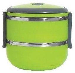 Eldom dvoudílný LUNCHBOX 1,4 l zelená