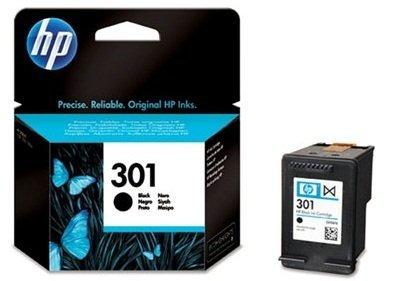 HP náplň č.301 - Černá (CH561EE)