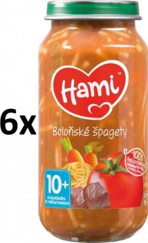 Hami Boloňské špagety - 6 x 250g
