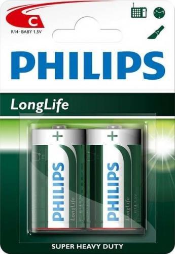 Philips C 2ks LongLife (R14L2B/10)