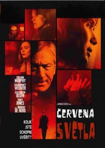 Červená světla - DVD