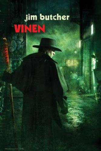 Butcher Jim: Harry Dresden  8 - Vinen