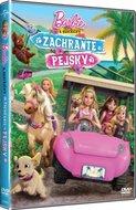 Barbie: Zachraňte pejsky   - DVD