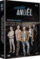 3 DVD Kriminálka Anděl IV. řada   - DVD