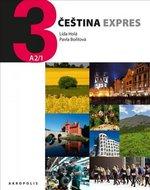 Holá Lída, Bořilová Pavla: Čeština Expres 3 (A2/1) německá + CD