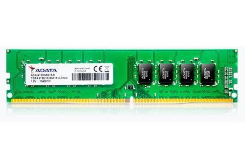 8GB DDR4-2133MHz ADATA CL15 1024*8