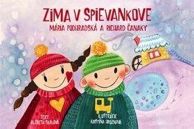 Zima v Spievankove - Alžbeta Skalová