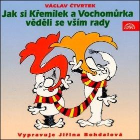 Jak si Křemílek a Vochomůrka věděli se vším rady - Václav Čtvrtek, Jiřina Bohdalová