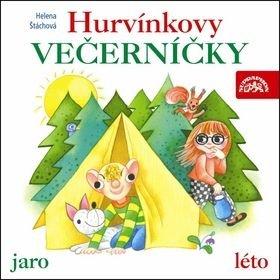 Hurvínkovy večerníčky jaro - léto - Helena Štáchová