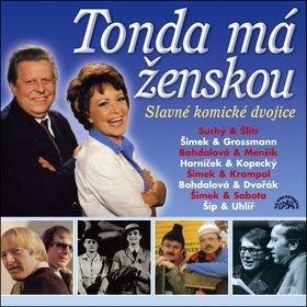 Zlato českého humoru Tonda má ženskou - Miloslav Šimek, Jiřina Bohdalová, Vladimír Menšík