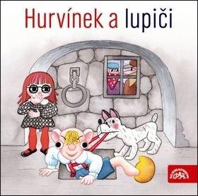 Hurvínek a lupiči - Helena Štáchová, Miloš Kirschner st.