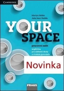 Your Space 2 Pracovní sešit - Julia Starr Keddle, Martyn Hobbs, Helena Wdowyczynová