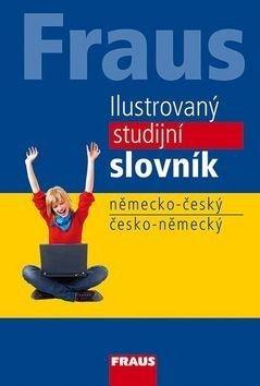 Ilustrovaný studijní slovník německo český, česko-německý