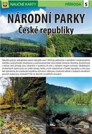 Naučné karty Národní parky České republiky