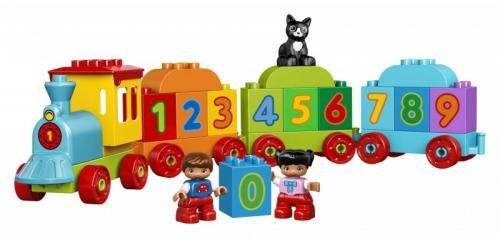LEGO® DUPLO 10847 Vláček s čísly