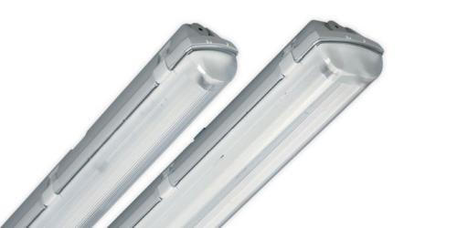 TREVOS FUTURA LED 59W 2.5ft PC AL IP66 průmyslové LED svítidlo 8000lm DW-denní bílá /75080/
