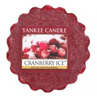 Yankee Candle Cranberry Ice vonný vosk do aromalampy 22 g