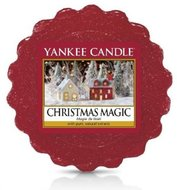 Yankee Candle Christmas Magic vonný vosk do aromalampy 22 g
